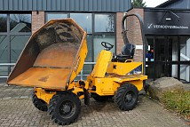 2008 Thwaites 2,3 Tonne Swivel Hydrostatic