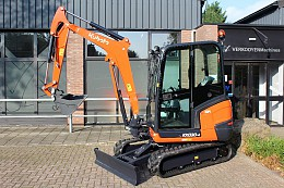 Verkooyen: Sale and rental of earthmoving equipment