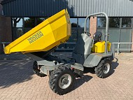 2015 Wacker Neuson 3001S Swivel Dumper