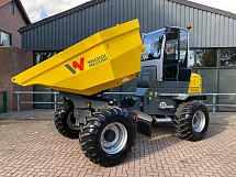 2017 Wacker Neuson DW90 Swivel Dumper