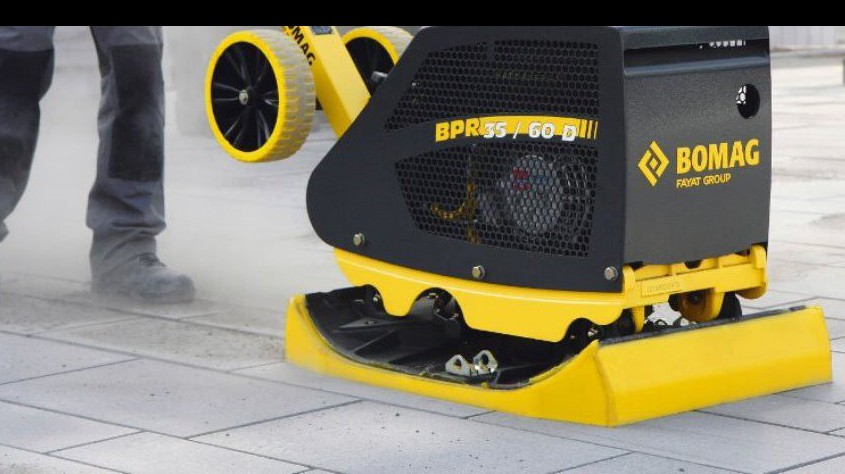 Verkooyen Machines, your Bomag specalist!